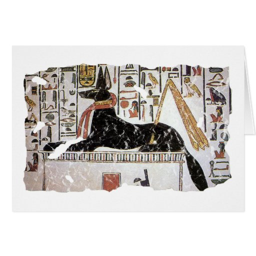 Anubis Cards