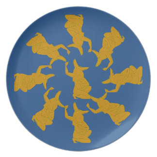 Anubis Collector Plate