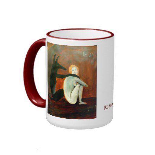 Anubis dream kaffee tassen