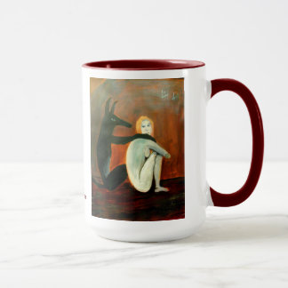 Anubis dream mug