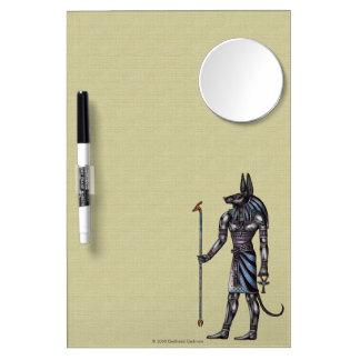 Anubis Dry Erase Board W/Mirror