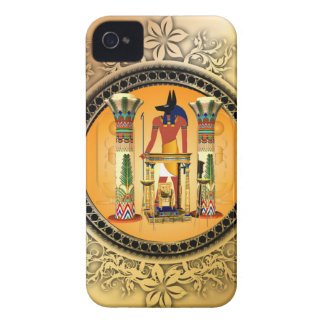 Anubis, egypt Case-Mate iPhone 4 case