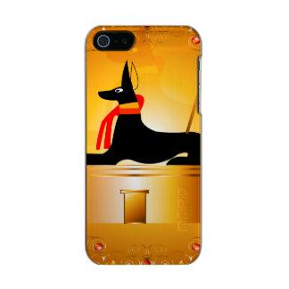 Anubis, Egyptian god Incipio Feather® Shine iPhone 5 Case