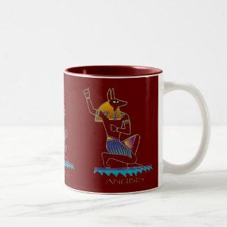 ANUBIS Egyptian God Coffee Mug