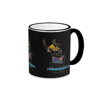 ANUBIS Egyptian God Mugs