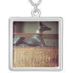 Anubis, Egyptian god of the dead Custom Necklace