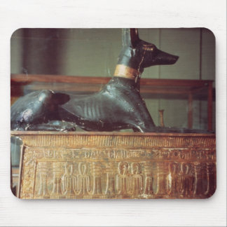 Anubis, Egyptian god of the dead Mouse Pad