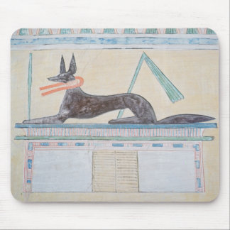 Anubis Egyptian god of the dead Mouse Pad