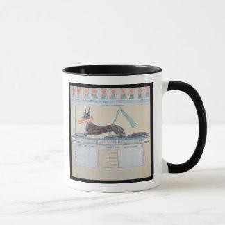 Anubis, Egyptian god of the dead Mug