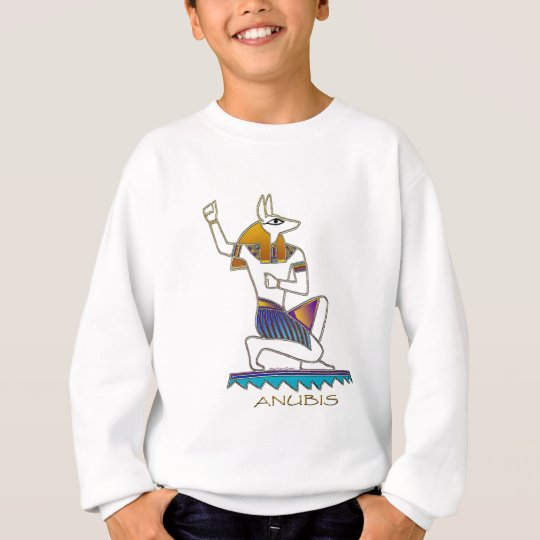 ANUBIS Egyptian God Sweatshirt