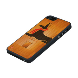 Anubis, Egyptian god Carved® Cherry iPhone 5 Slim Case