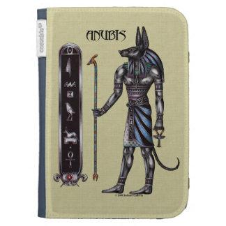 Anubis enciende la caja en folio