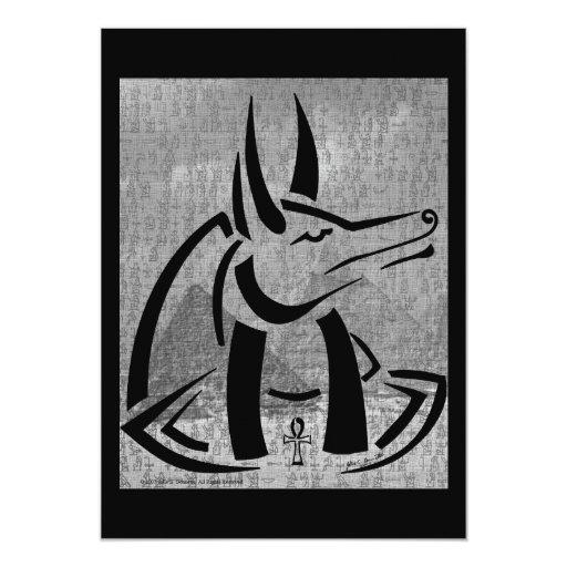 Anubis Invitation