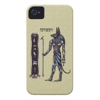 Anubis iPhone4 Barely There Case