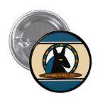 Anubis Lip Balm 1 Inch Round Button