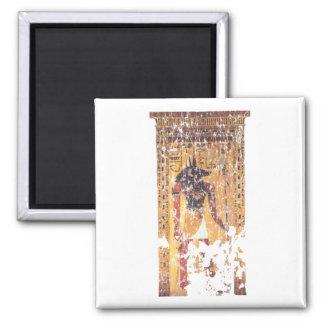 Anubis-Nefertari Fridge Magnets