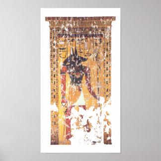 Anubis-Nefertari Poster