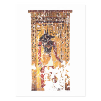 Anubis-Nefertari Tarjeta Postal
