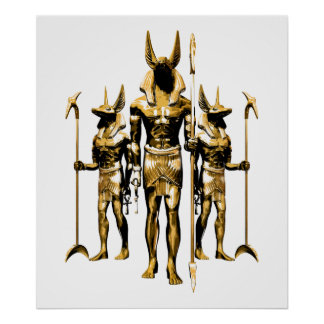 Anubis Posters
