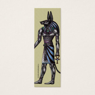 Anubis Skinny Profile Card
