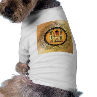 Anubis T-shirt De Mascota