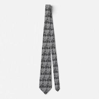 Anubis Tie