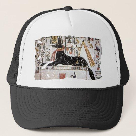 Anubis Trucker Hat