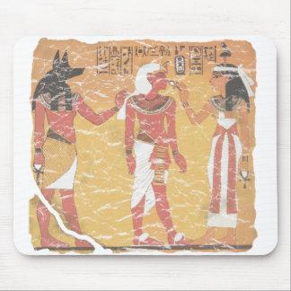 Anubis, Tut, Osiris Mouse Pad