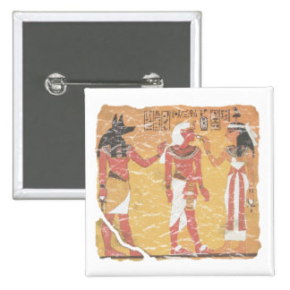 Anubis Tut Osiris Pins