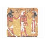 Anubis, Tut, Osiris Tarjetas Postales