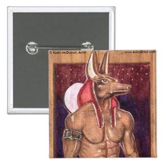 Anubis www AriesArtist com Pin