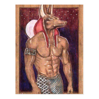 Anubis: www.AriesArtist.com Post Cards