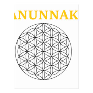 ANUNAKI POSTCARD