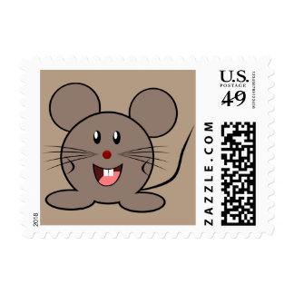 Anuncie un nacimiento - sello postal