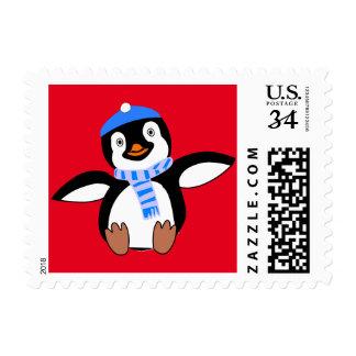 Anuncie un nacimiento - timbre postal