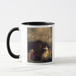 Anuncio, 1635 taza