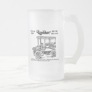 Anuncio 1904 del auto del Rambler Taza De Cristal