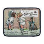 Anuncio 1905 del caramelo de chocolate fundas MacBook