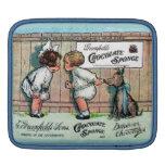 Anuncio 1905 del caramelo de chocolate fundas para iPads