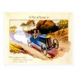 Anuncio 1913 del vintage del ~ de Grand Prix De Tarjeta Postal