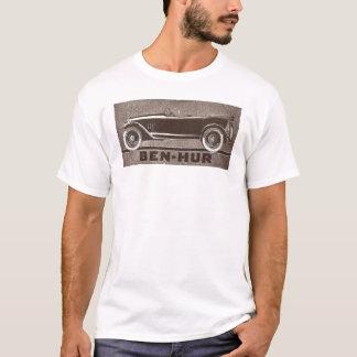Anuncio 1917 del auto del vintage de Ben-Hur Playera