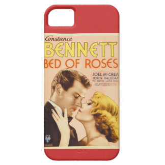 Anuncio 1933 de la película de Constance Bennett iPhone 5 Fundas