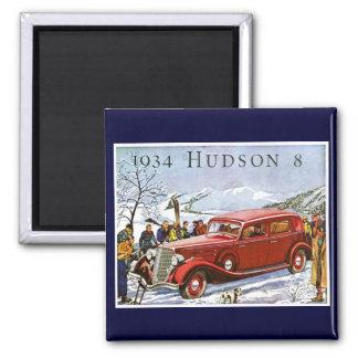 Anuncio 1934 del vintage del Hudson 8