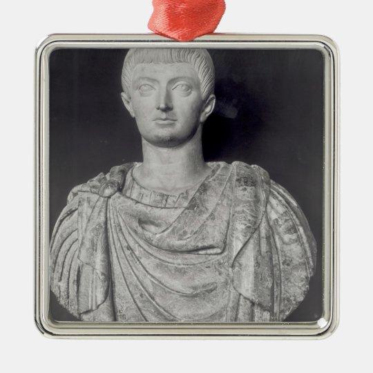 ANUNCIO c.350 de Constantina I Adorno Navideño Cuadrado De Metal