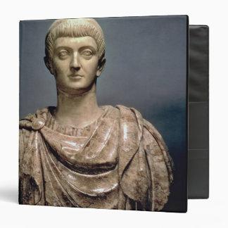 """ANUNCIO c.350 de Constantina I (c.274-337) Carpeta 1 1/2"""""""