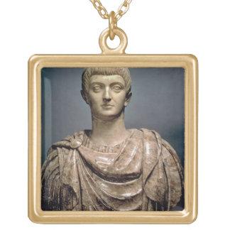 ANUNCIO c.350 de Constantina I (c.274-337) (mármol Joyería