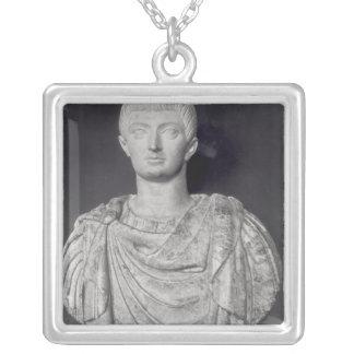 ANUNCIO c.350 de Constantina I Colgante Cuadrado