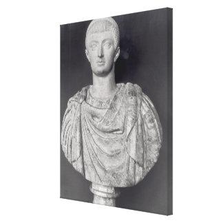 ANUNCIO c.350 de Constantina I Impresión En Lona Estirada
