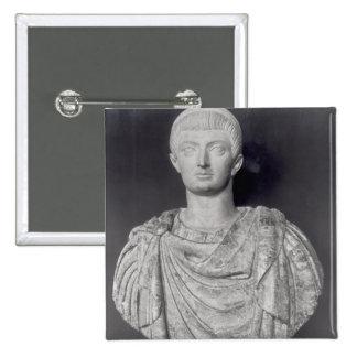 ANUNCIO c.350 de Constantina I Pin Cuadrado