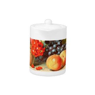Anuncio colorido de la sal de la fruta